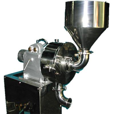 グラインダ型湿式粉砕機