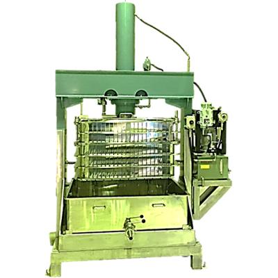 油圧圧搾機 (絞り機)