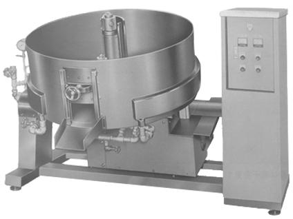 平釜式加熱攪拌機